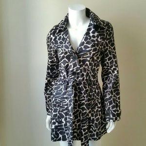 NWT Luii Giraffe Print Jacket from Nordstrom